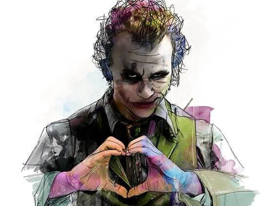 The Joker Cool Wallpaper