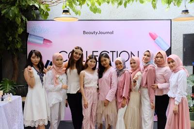 Beberapa waktu lalu aku menghadiri Beauty Gathering bersama  Collection Cosmetics Event With Beauty Journal