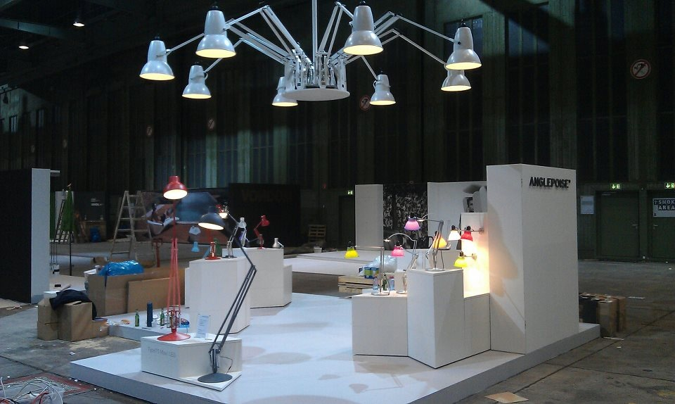 Anglepoise Giant Chandelier