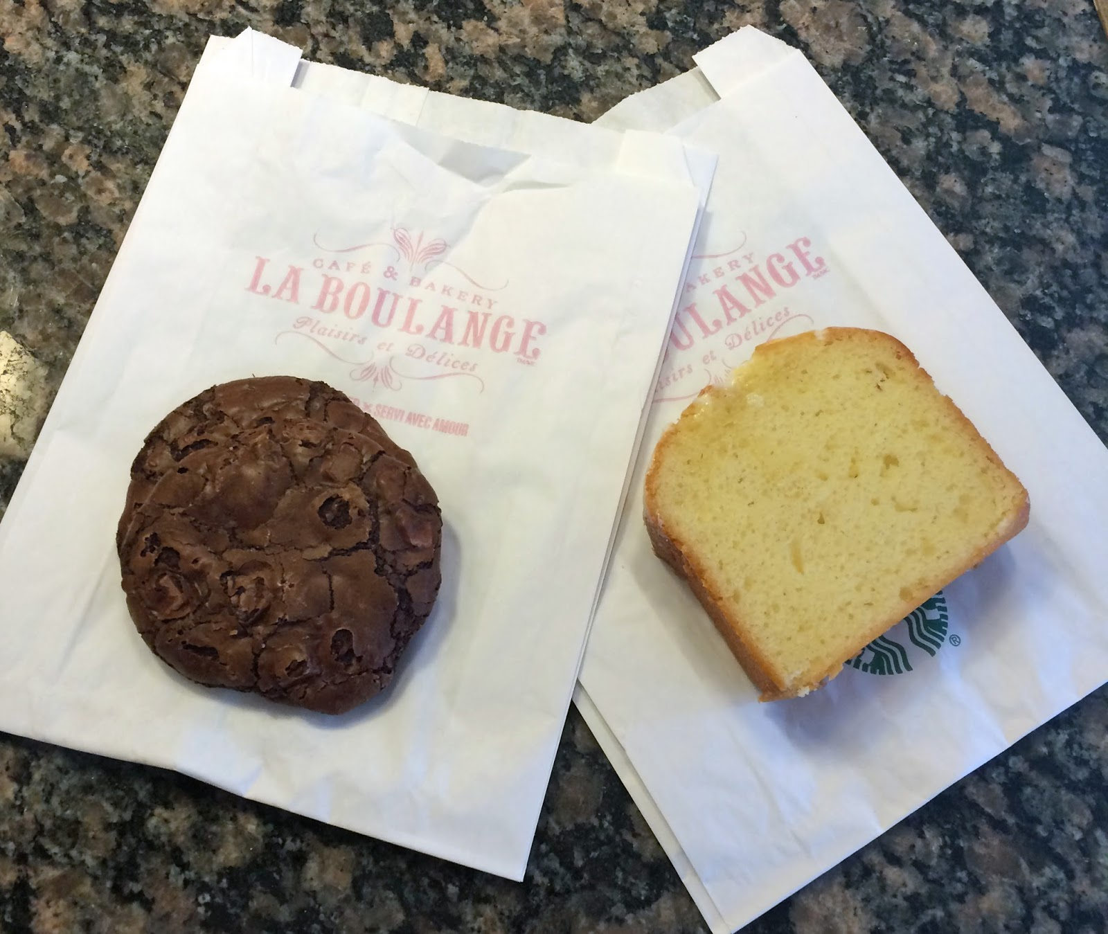 starbucks la boulange bakery canada cookie loaf
