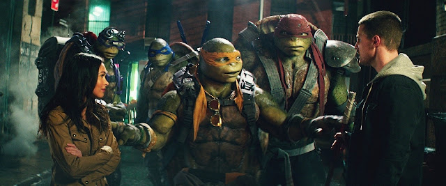 Želvy Ninja 2 (Teenage Mutant Ninja Turtles: Out of the Shadows) – Recenze