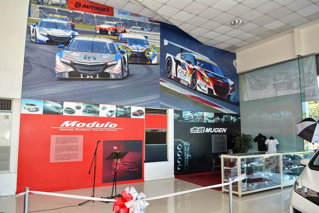Honda Accessories Corner Now Open In Alabang And Global City