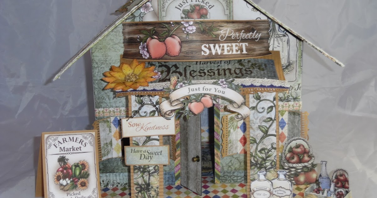 Designs By Shellie The Farmers Market For Storage And