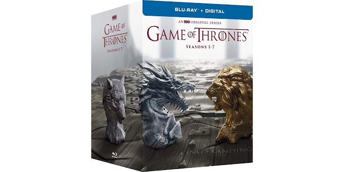 Get Game of Thrones (season 1-7) on Blu-ray+Digital for $75