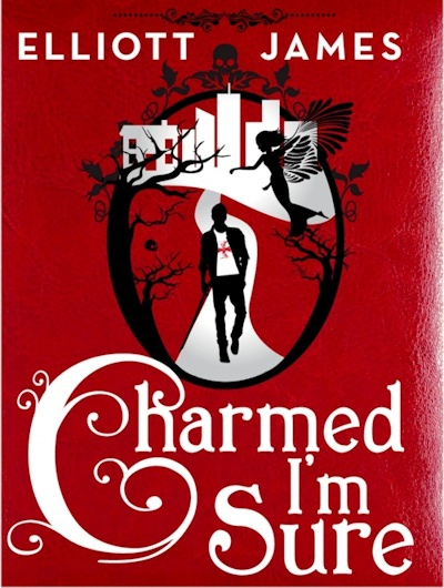 Guest Blog by Elliott James, author of  Charming - Hare Extensions - August 24, 2013