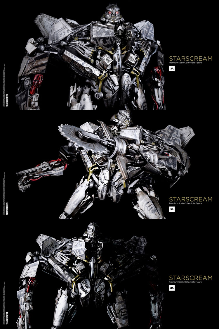 Transformers  Roll Out   Transformers  Starscream By