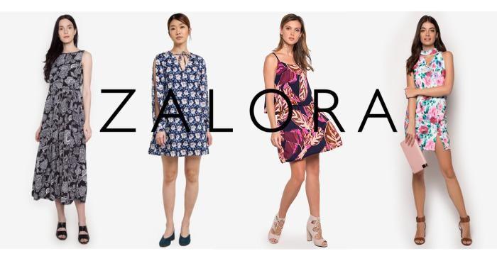 Belanja Fashion Praktis Di Zalora Ini Keuntungannya Gadzotica Blog