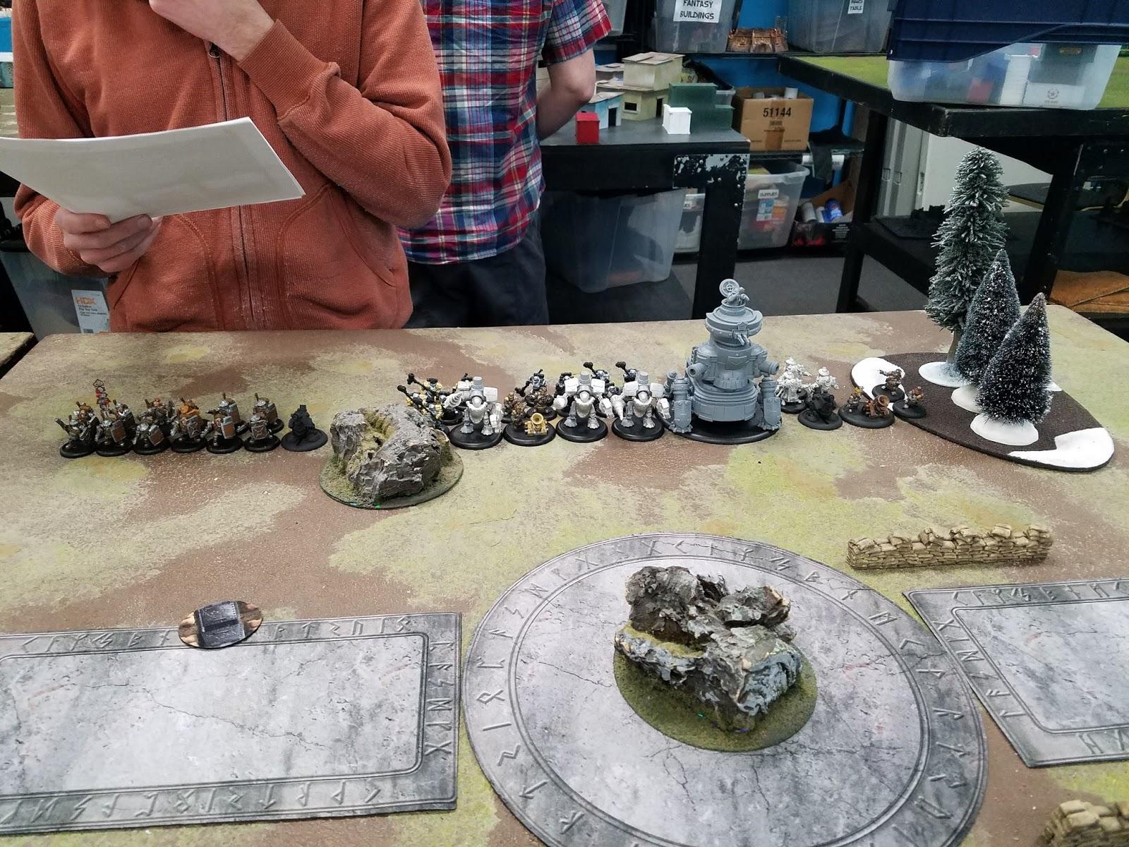 Dwarf Deployment