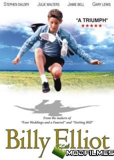 Capa do Filme Billy Elliot