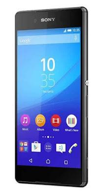 Harga dan Spesifikasi SONY Xperia Z3 Smartphone - Black [3 GB/16 GB] Terbaru