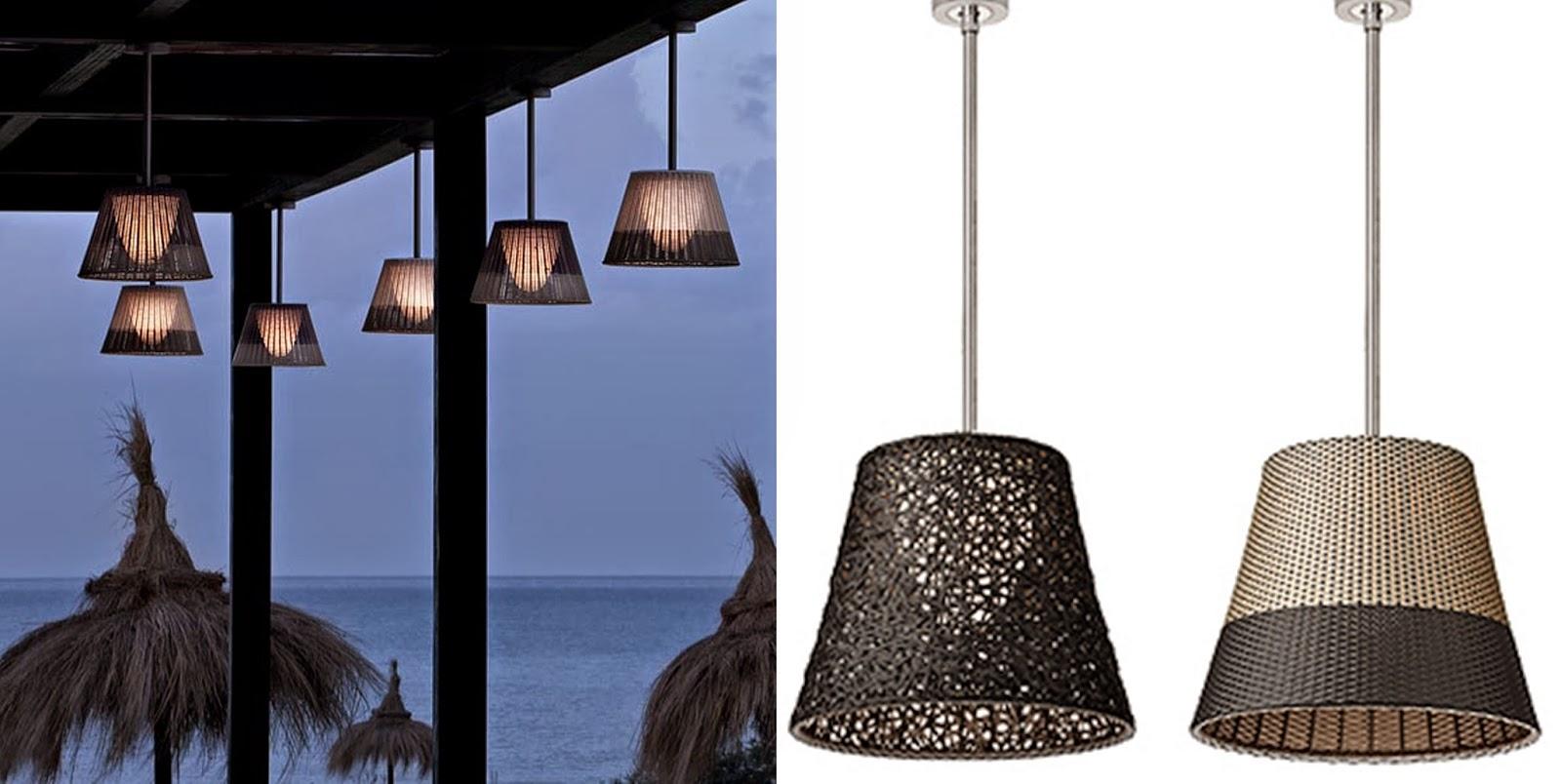 Faretti solari per giardino lampade per esterno leroy merlin