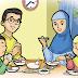 99 Kata ucapan Selamat Sahur Puasa Ramadhan 1439H terbaru 2018