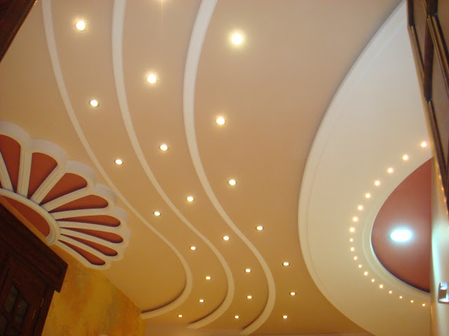 LED plafond étoile