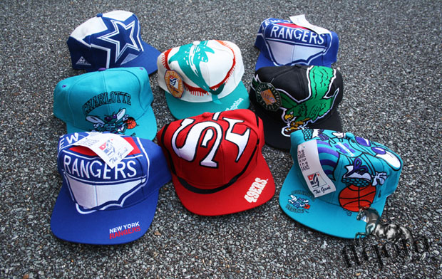 More The Game Big Logo Snapback Hats - Agora Clothing Blog 522da8c1329
