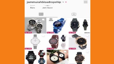 supplier jam tangan murah