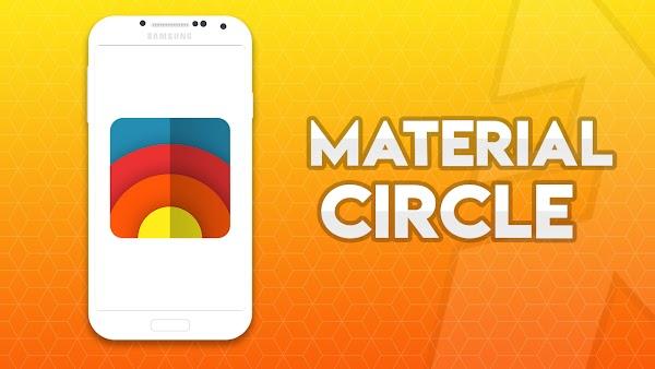 Material Circle APK v1.18 Full
