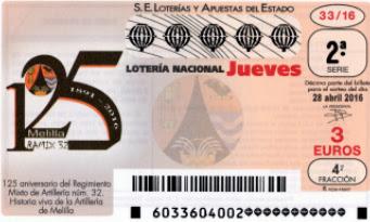loteria nacional jueves 28 abril