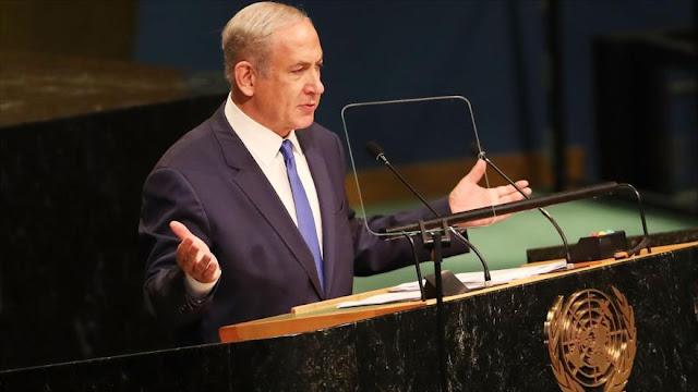 """Netanyahu: La ONU, antes fuerza moral, es ahora una """"farsa moral"""""""