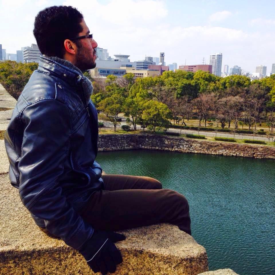 Abdelrahim(アブラヒム)君のFacebook写真