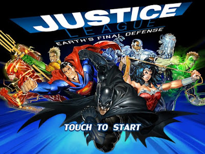 Justice League Earths Final Defense Android game