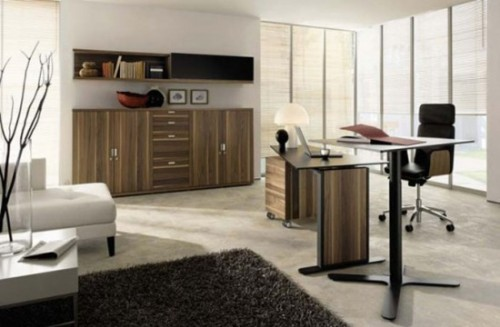 Home Office Furniture Desk Luxury Desing For Office