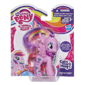 My Little Pony Cutie Mark Magic Single Skywishes Brushable Pony