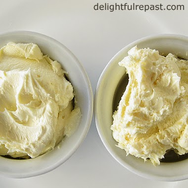 Clotted Cream Two Versions / www.delightfulrepast.com