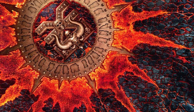 Khorne Dominion mat