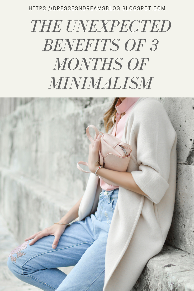 The Unexpected Benefits of 3 months of Minimalism