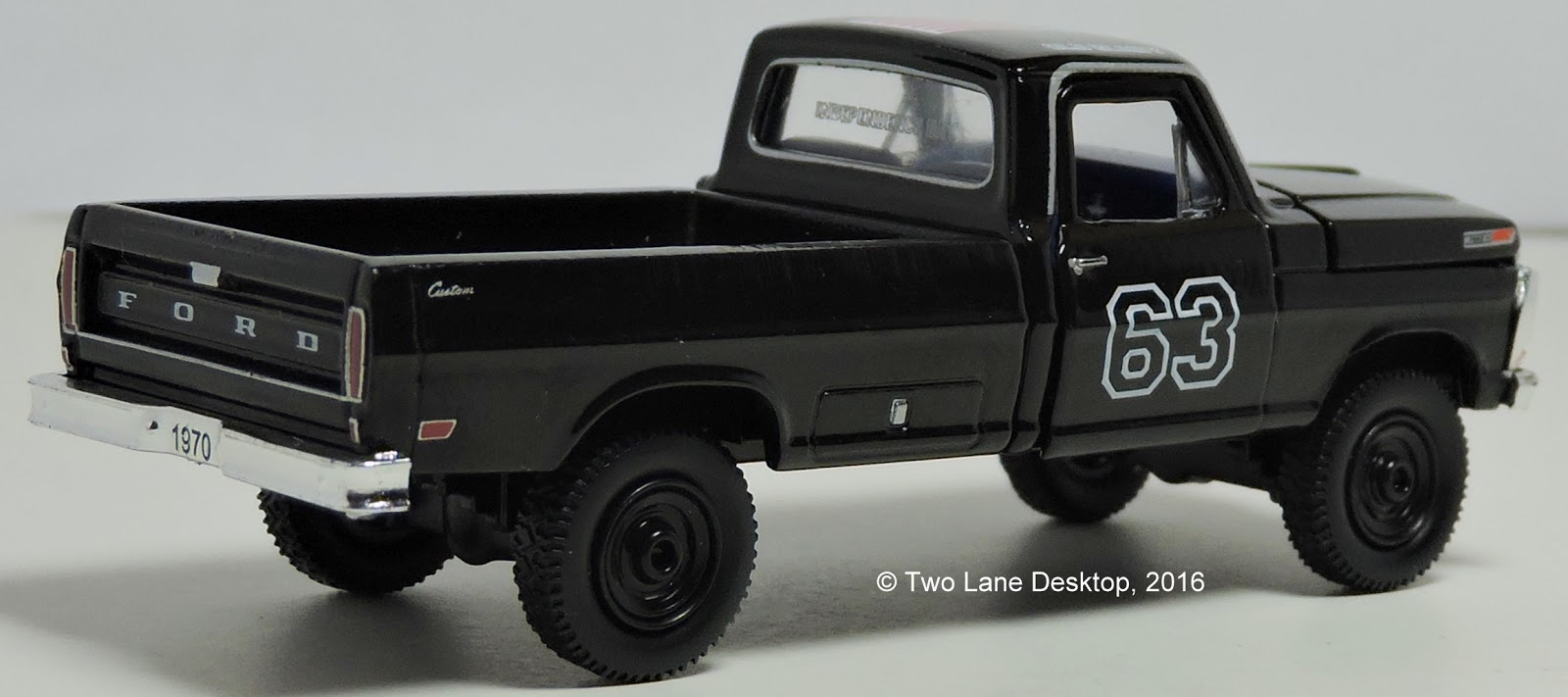 1970 Ford Ranger 4x4 M Machines Custom Two Lane Desktop 1600x711