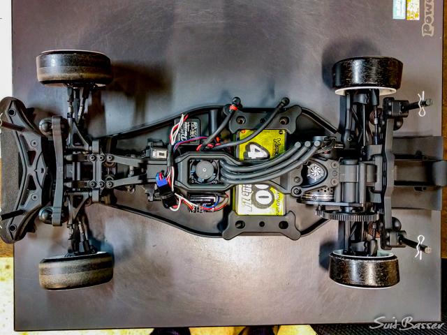 ヨコモ YD-2 セッティング