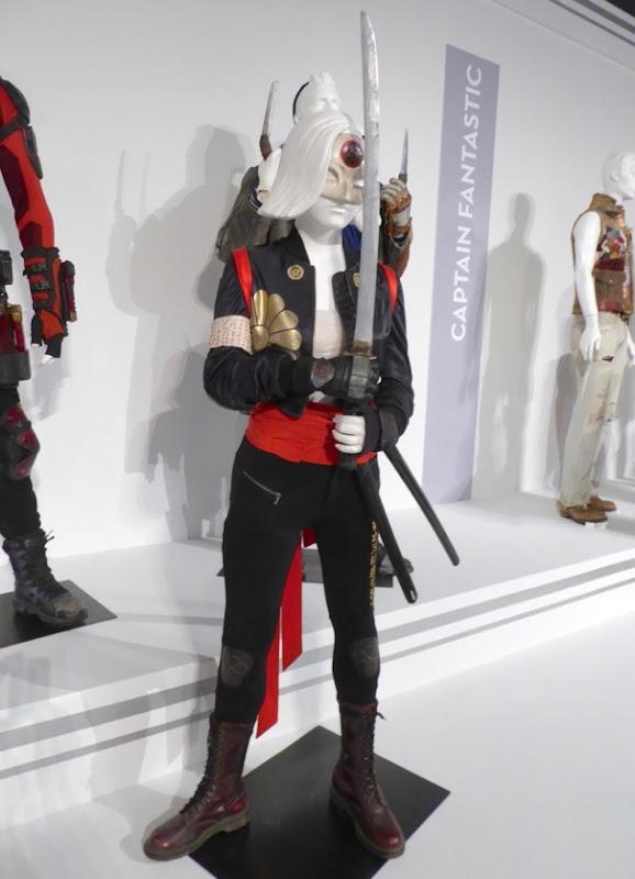 Karen Fukuhara Suicide Squad Katana movie costume