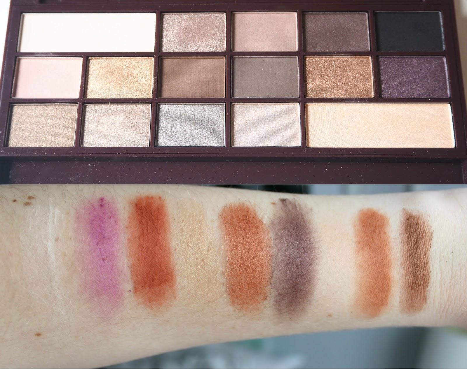 Beauty Dupes: Makeup Revolution I Heart Makeup vs Too Faced ...