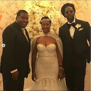 2Chainz Marries His Longtime Girlfriend Kesha Ward