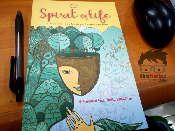 Cover Depan Buku Spirit of Life