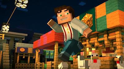 اختيارات في العبة Minecraft Story Mode Episode 6