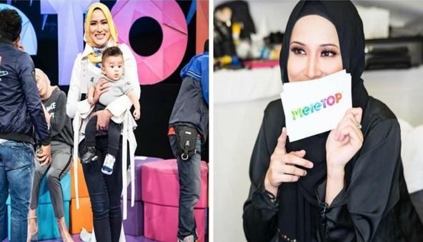 'Hanis Memang Bagus dan Well Prepared' Netizen Puji Hanis Zalikha Jadi Host MeleTOP Malam Tadi