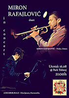 Miron Rafajlović i Adis Sirbubalo, koncert, Selca slike otok Brač Online