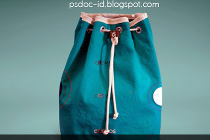 Mockup Cloth Bag Psd Free   Tas Kain Mockup Psd