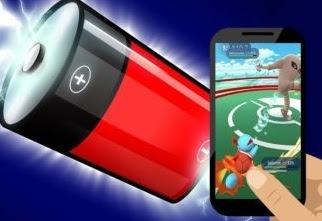 5 Tips Ampuh Hemat Baterai Saat Memainkan Pokemon GO