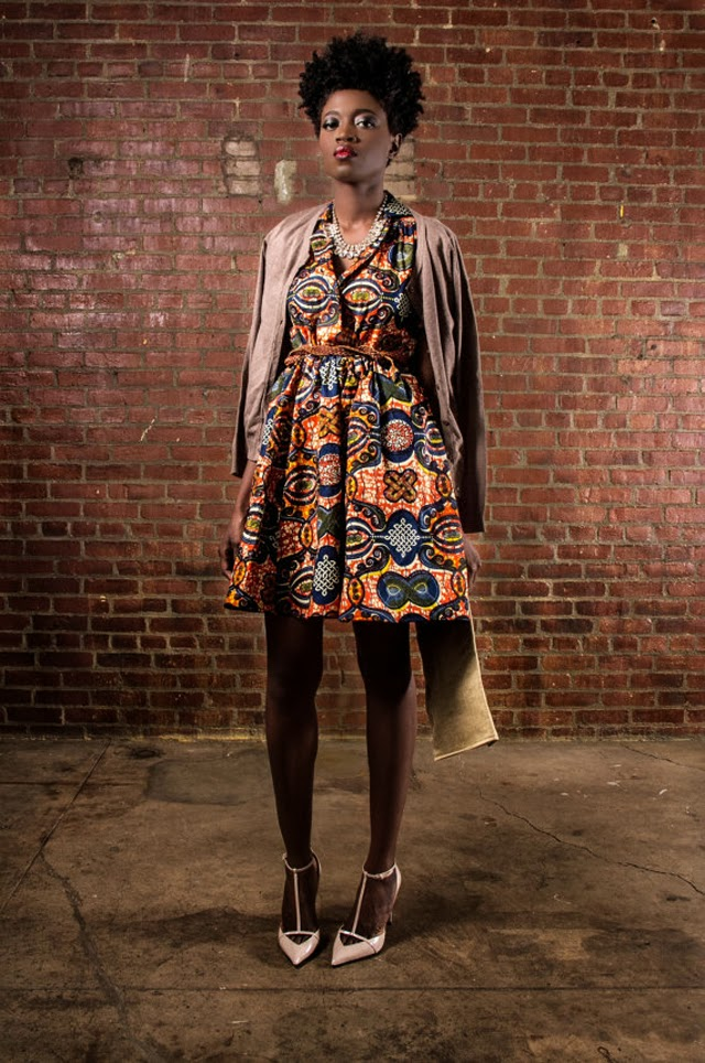 Demesticks  NY African print ciaafrique ,african print dresses ,african fashion, african dress styles,kitenge designs , african styles, african style dresses , african style dresses, african dresses
