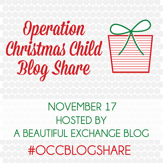 Operation Christmas Child: Get in the Spirit of Giving