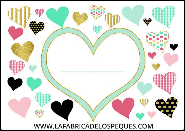 30 Imprimibles gratis para enamorarte