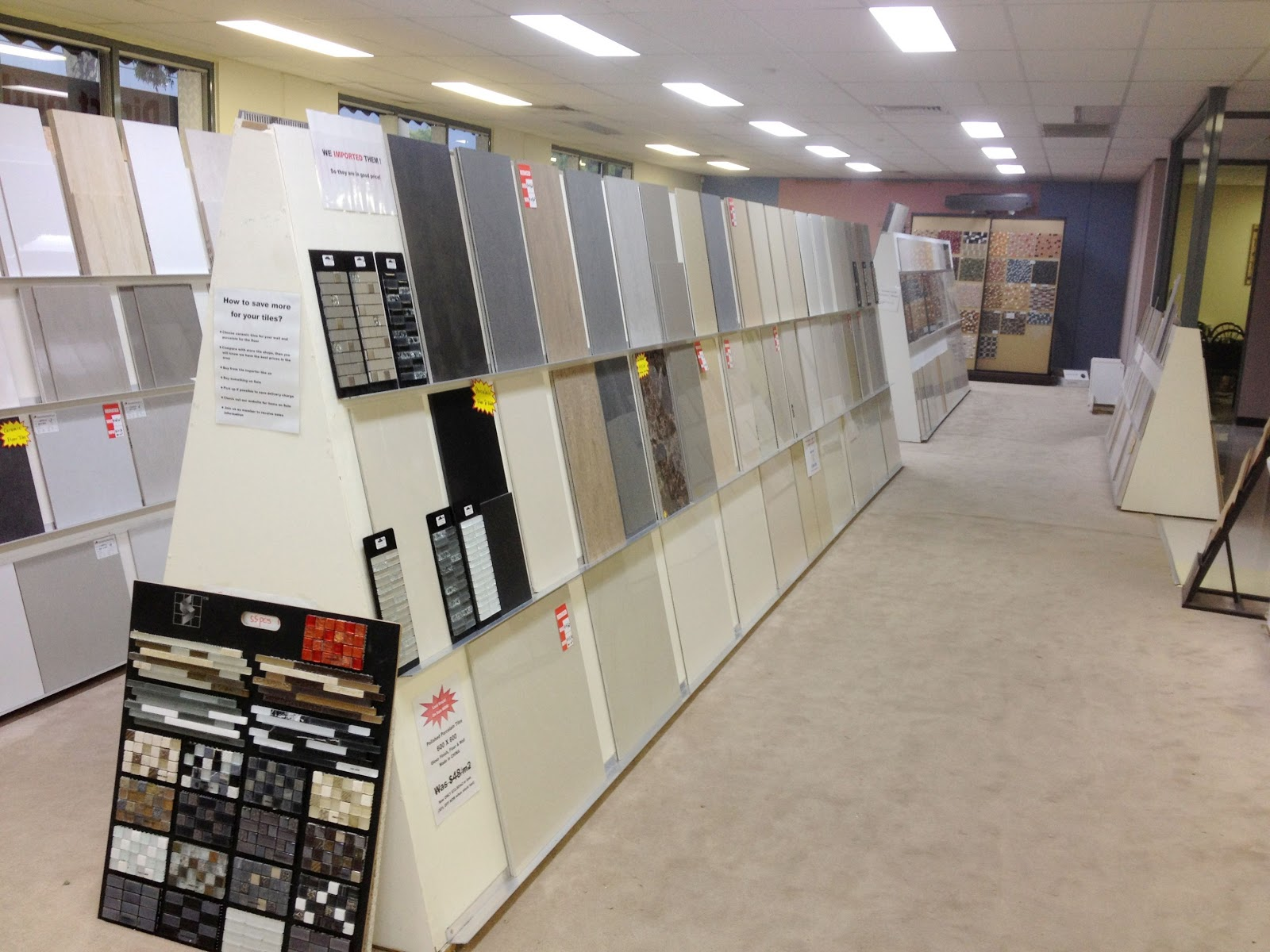 Introducing Bayswater Tile Bathroom Shop: Bayswater Tile ...