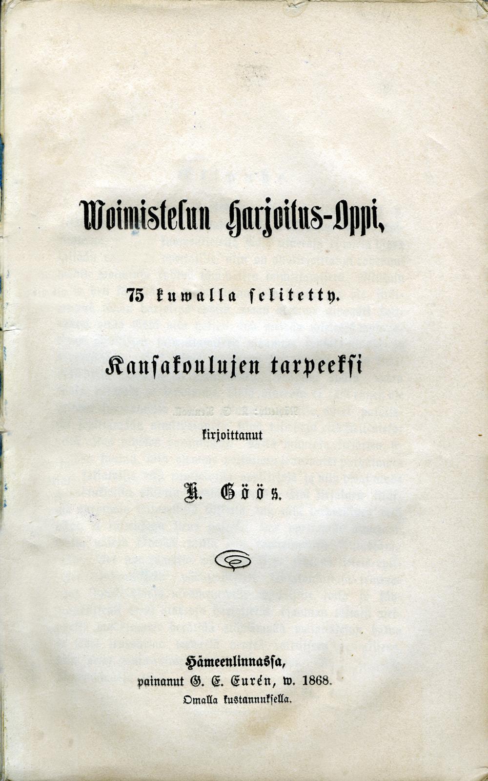 Bibliografiset Tiedot