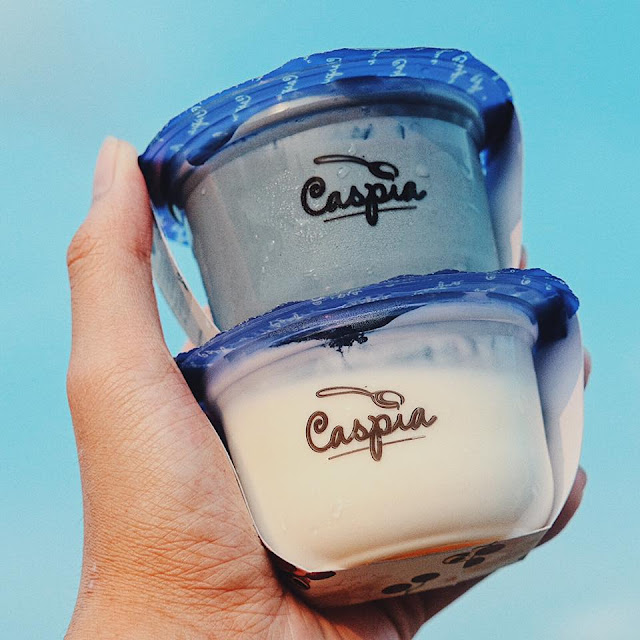 Caspia Yogurt