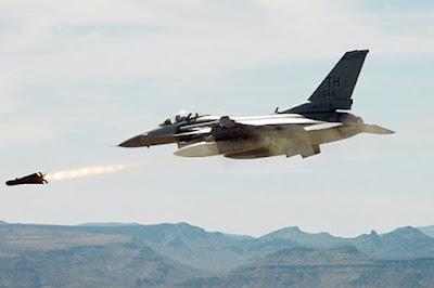 Waduh .. Pesawat Jet Israel Dikabarkan Kembali Serang Militer Suriah - Commando