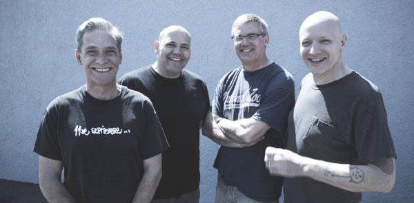 Descendents announce one week European tour