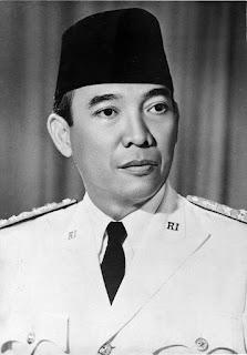 Soekarno presiden pertama indonesia