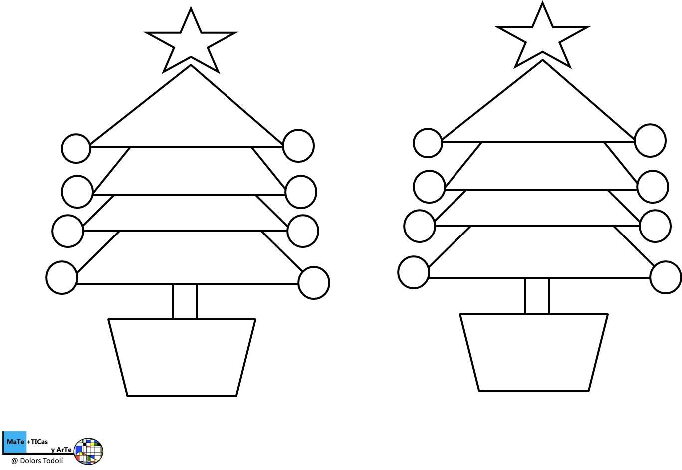 MaTe+TICas y ArTe: Juegos matemáticos. Navidad +Mates.